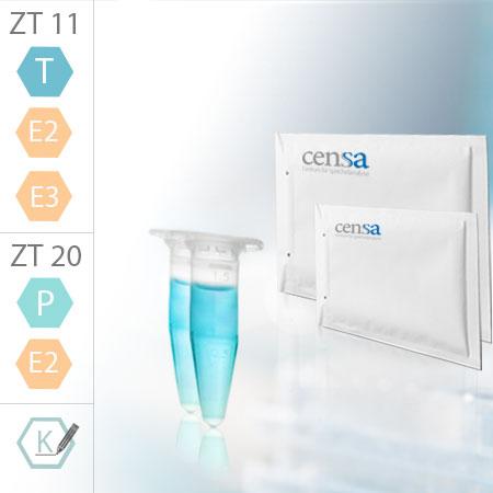 Speicheltest Zu Den Hormonen: Estradiol + Estriol + Testosteron + Progesteron + Estradiol